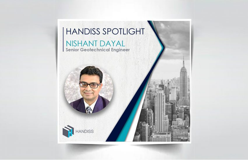 US Handiss Spotlight - Nishant Dayal